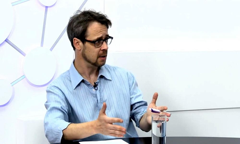 Михаил Гуревич - основатель и управляющий партнёр компании 101startup