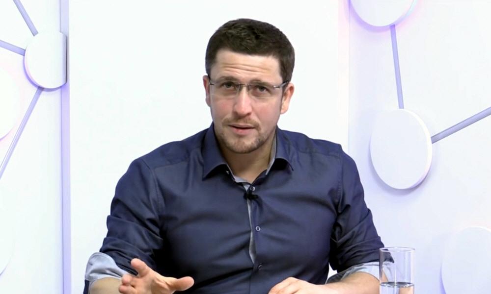 Дмитрий Сатин - заместитель генерального директора Национального центра информатизации
