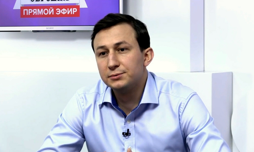 Сергей Лифшиц - генеральный директор онлайн-кинотеатра Tvzavr