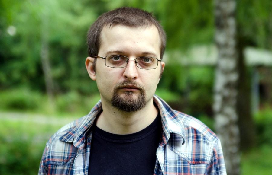 Александр Амзин - глава IT-редакции Ленты.ру