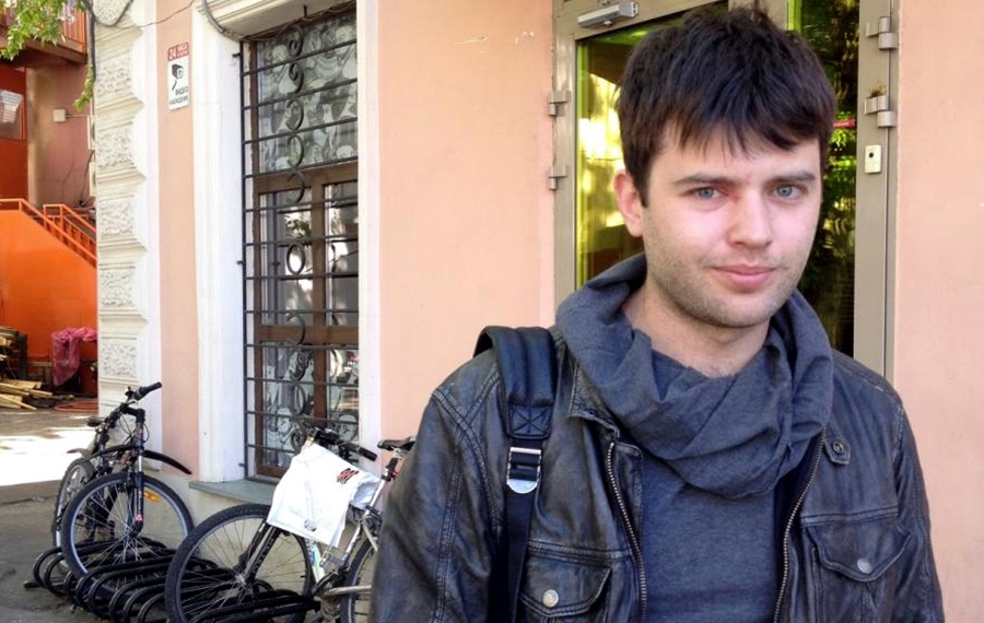 Алексей Амётов - генеральный директор молодёжного интернет-ресурса Lookatme
