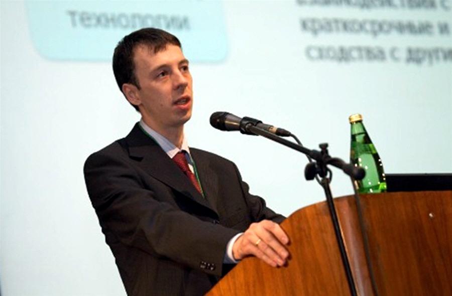 Алексей Басов - генеральный директор компании Бегун