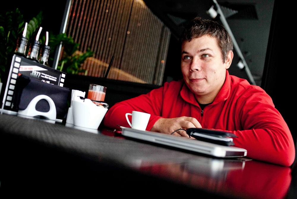 Алексей Костарев - основатель и совладелец компании i-Jet