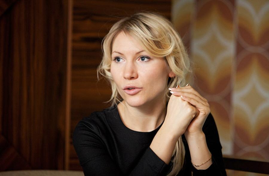 Алёна Попова - основатель женского шопинг-сообщества Старлук