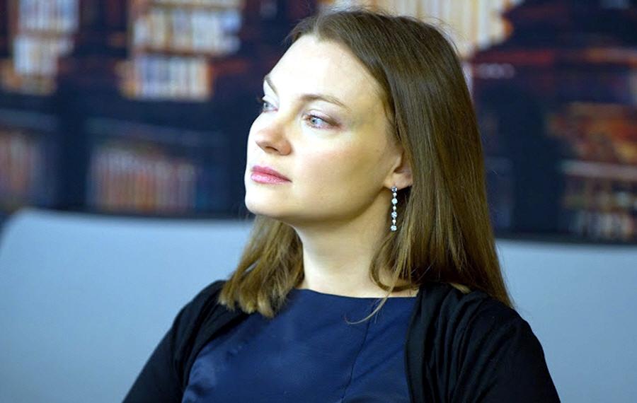 Анна Знаменская - генеральный директор компании Digital Access