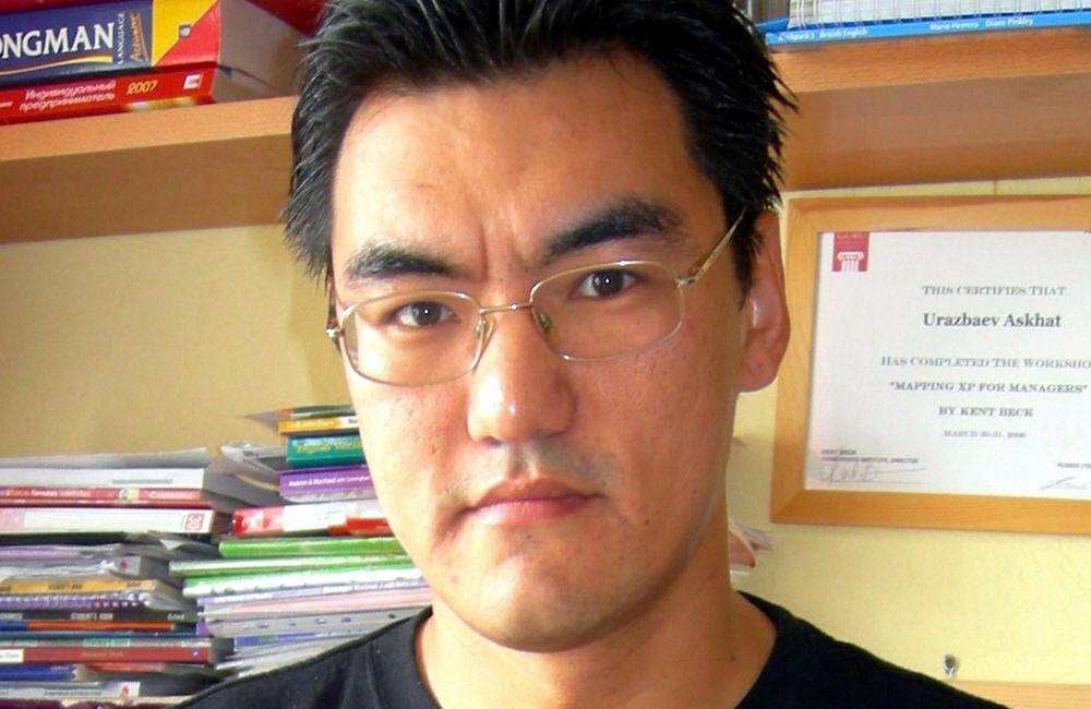 Асхат Уразбаев - управляющий партнёр компании ScrumTrek