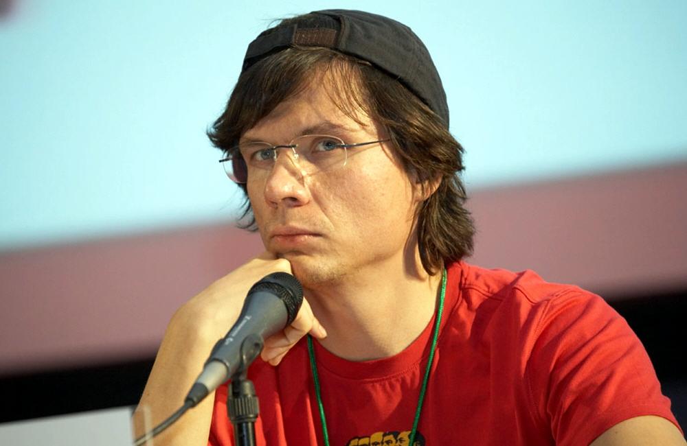 Виктор Лавренко - руководитель поисковой системы Nigma