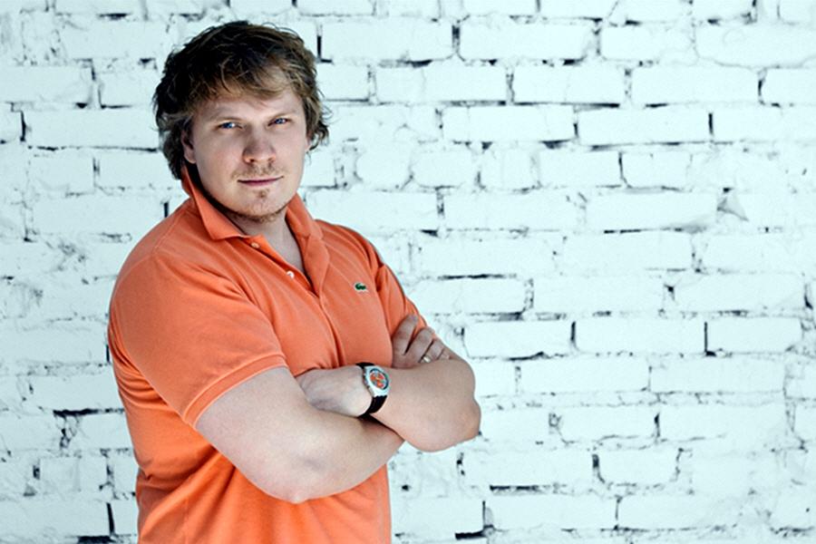 Владилен Ситников - совладелец и руководитель сообщество менеджеров E-xecutive