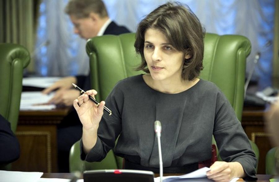 Екатерина Аксёнова - генеральный директор агентства Стратег