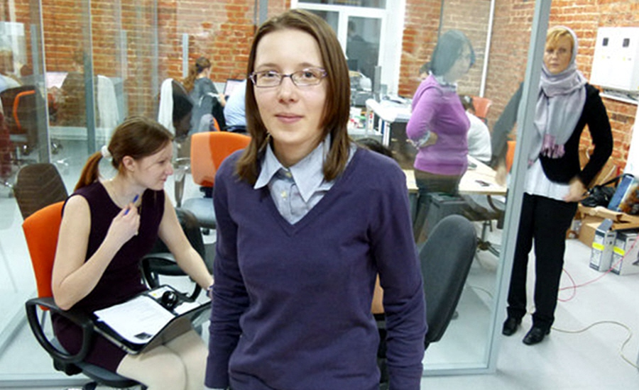 Елена Масолова - директор по инвестициям фонда AddVenture
