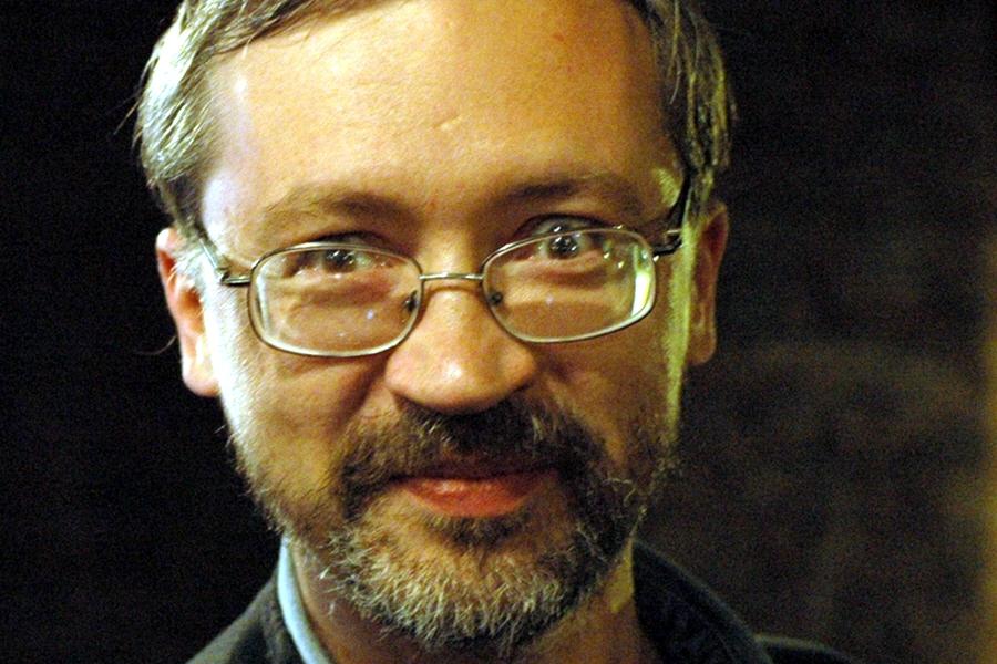 Максим Мошков - создатель старейшей электронной библиотеки Рунета Lib.ru