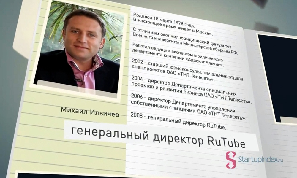 Михаил Ильичёв биография фото