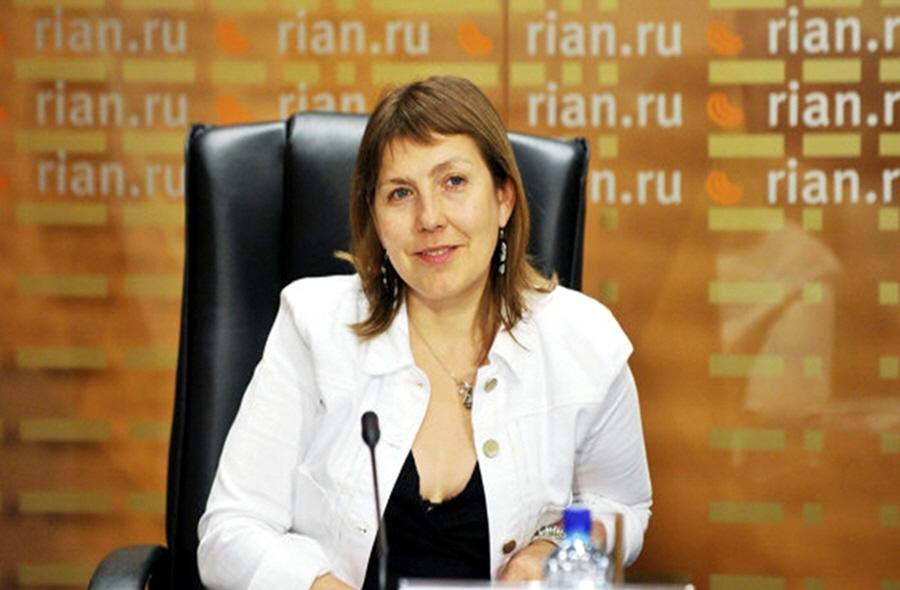 Наталья Лосева - директор по мультимедиа и новым проектам РИА Новости