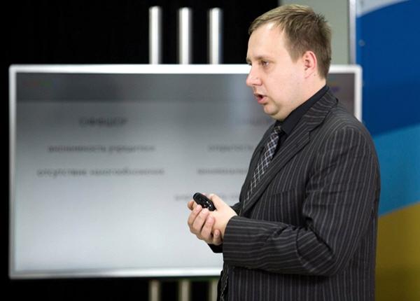 Павел Шинкаренко - управляющий партнёр юридической компании Сенешаль Нейман