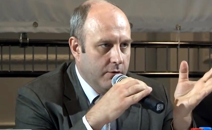 Пётр Дарахвелидзе - директор по развитию компании WebMoney