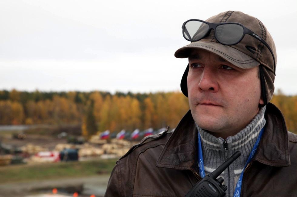 Юрий Гусаков - главный режиссёр интернет-телеканала Russia.ru
