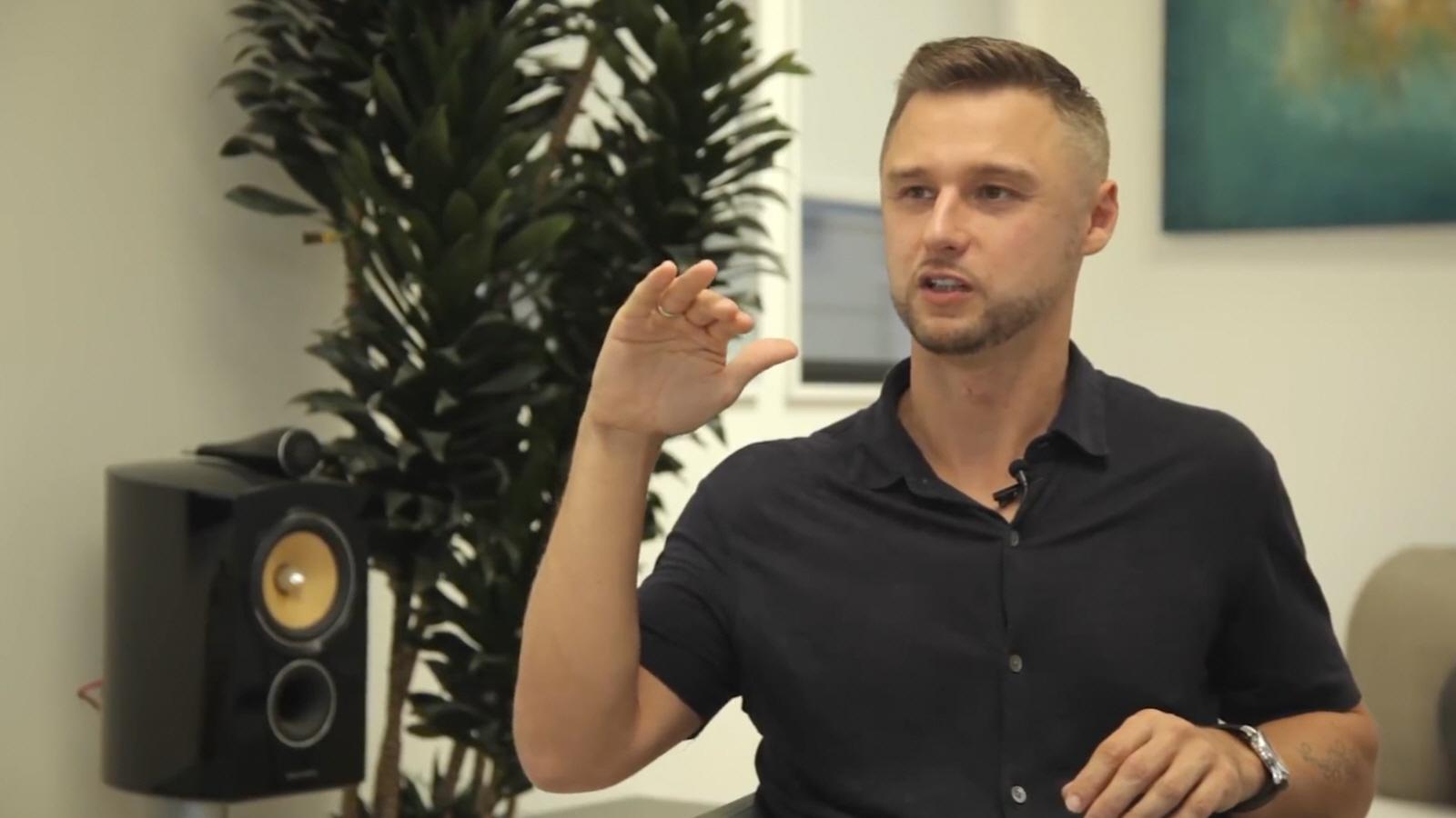 Андрей Дороничев - создатель приложения YouTube Mobile