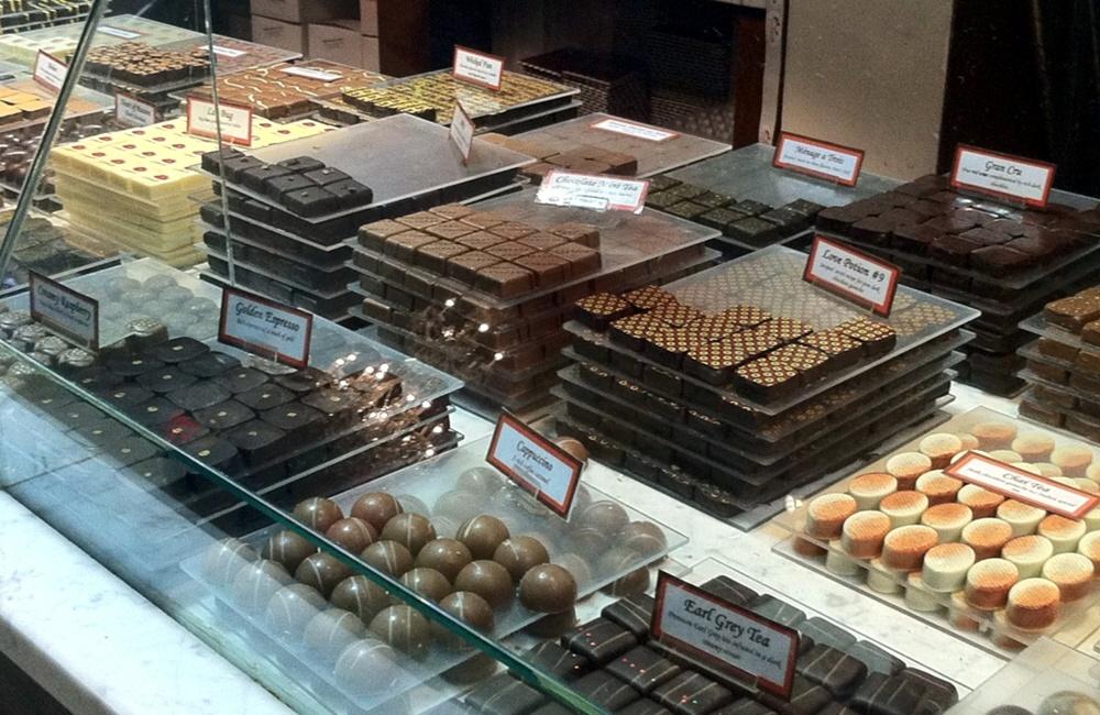 Как заработать много денег на шоколаде