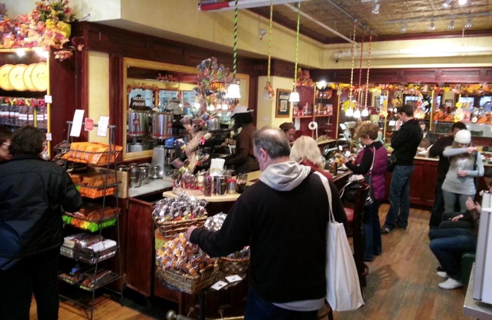 Как открыть шоколадный магазин