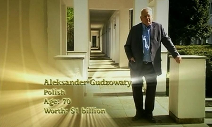 Александр Гудзоватый - польский миллиардер