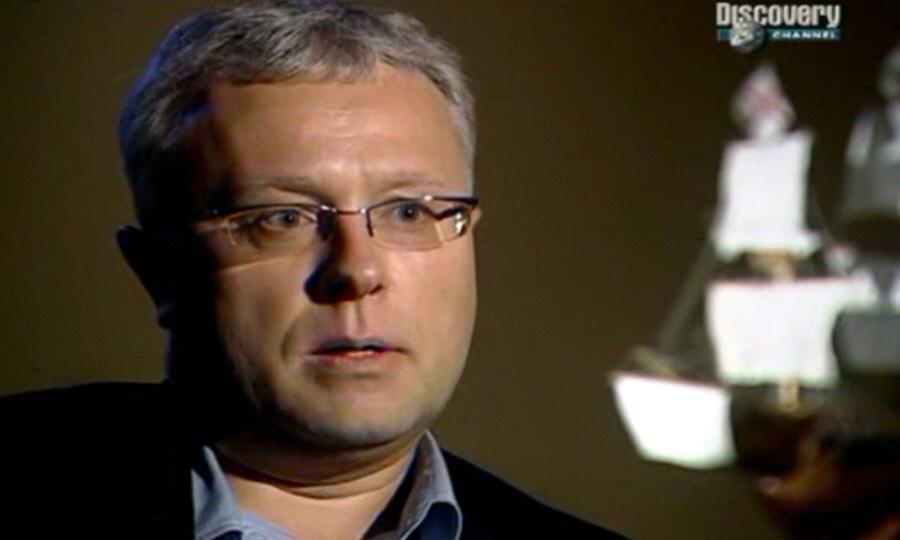 Александр Лебедев в передаче Самые Богатые Люди в Мире