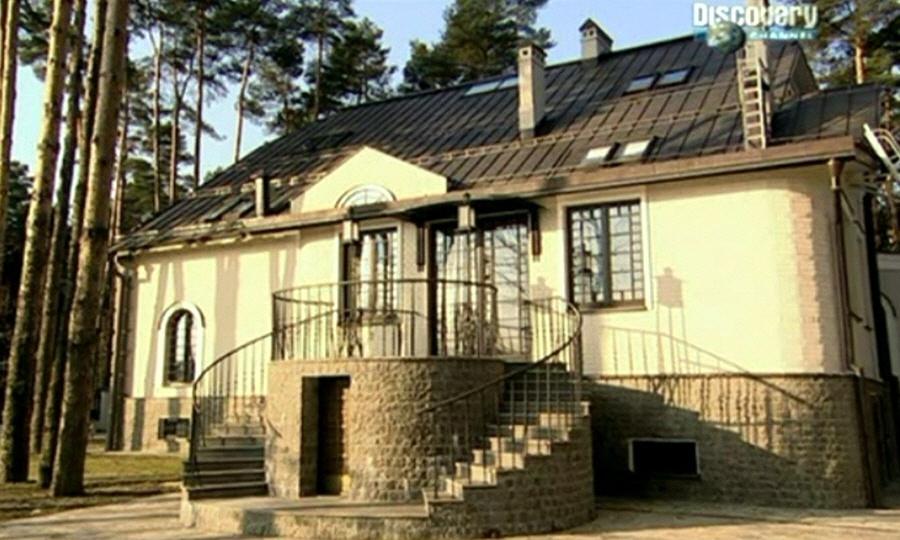Богатый дом банкира