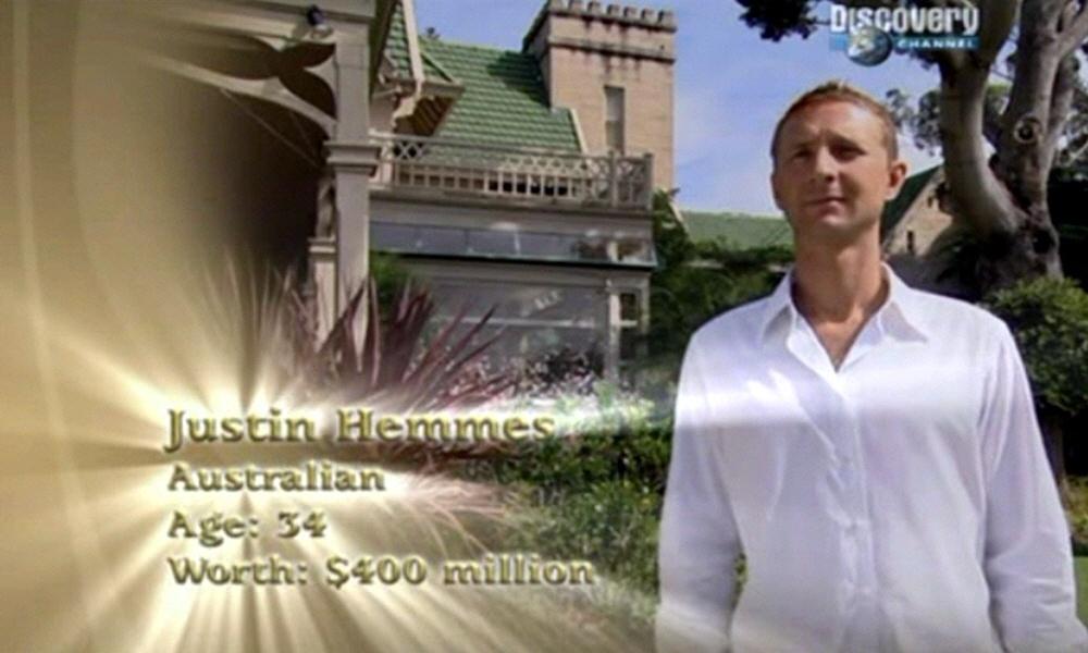 Джастин Хеммес - совладелец и исполнительный директор австралийской группы компаний Merivale
