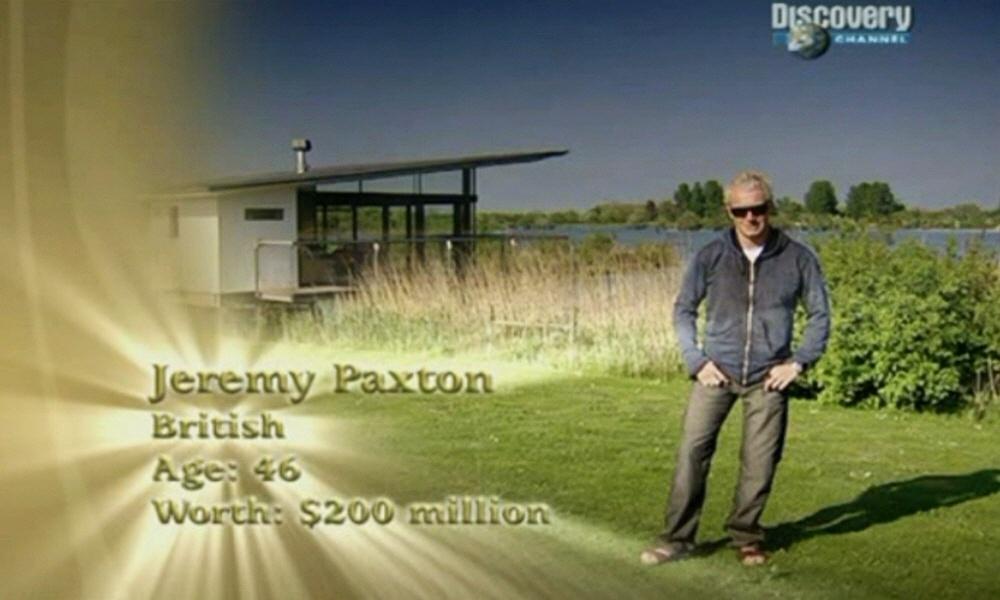 Джереми Пакстон - создатель экологического поселения Lower Mill Estate в Великобритании
