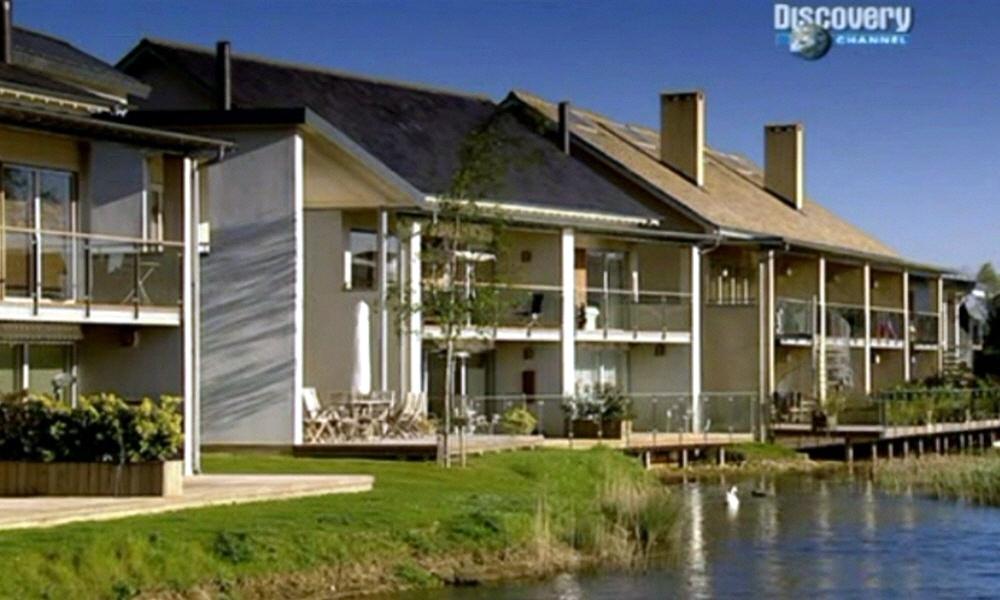 Строительство экологичных домов