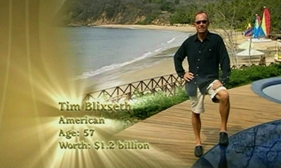 Тим Бликсет в передаче Самые Богаты Люди в Мире