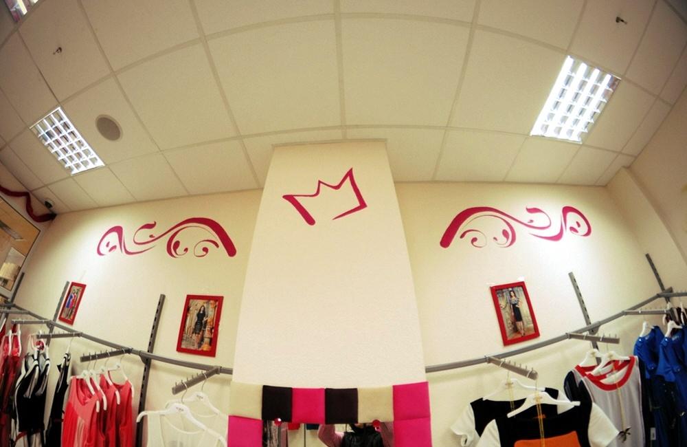 Работа с постоянными клиентами в магазине одежды