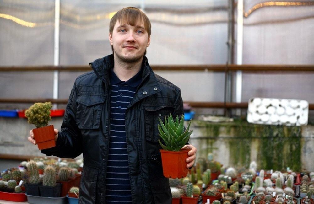 Цветочный Бизнес Игоря Пугача