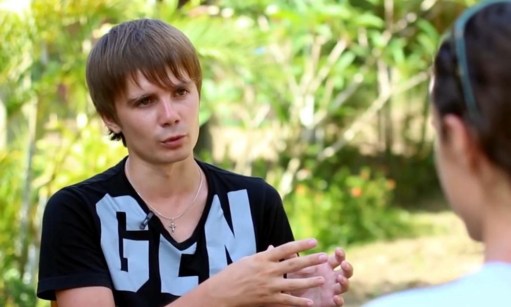 Александр Крестьянинов в передаче Секреты денег онлайн