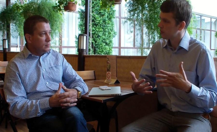 Александр Белановский в программе Секреты Интернет Бизнеса