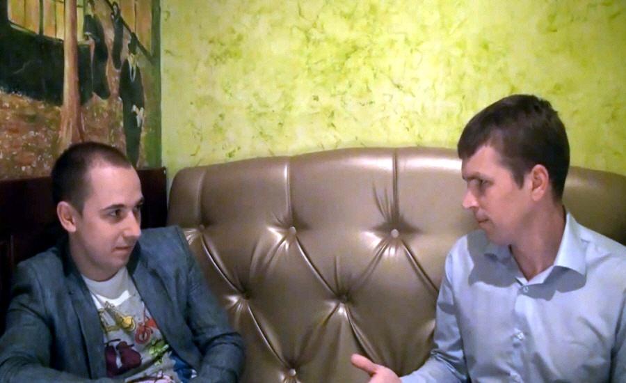 Александр Олимской инфо-предприниматель бизнес-тренер