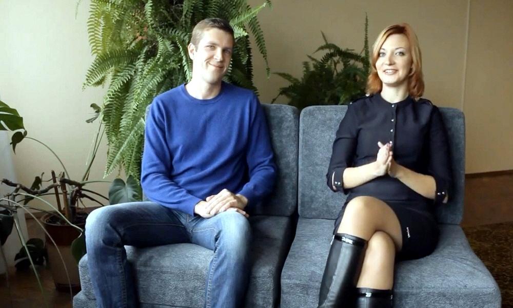 Анна Тимошенко в программе Стаса Голоднова Секреты Интернет Бизнеса