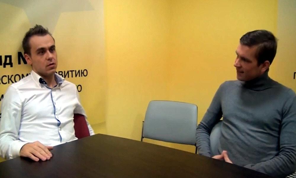 Иван Зимбицкий в программе Секреты Интернет Бизнеса