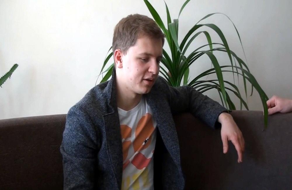 Олесь Тимофеев - создатель онлайн-фестиваля Онлайн Революция