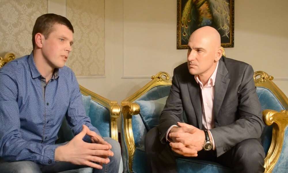 Радислав Гандапас в программе Секреты Интернет Бизнеса