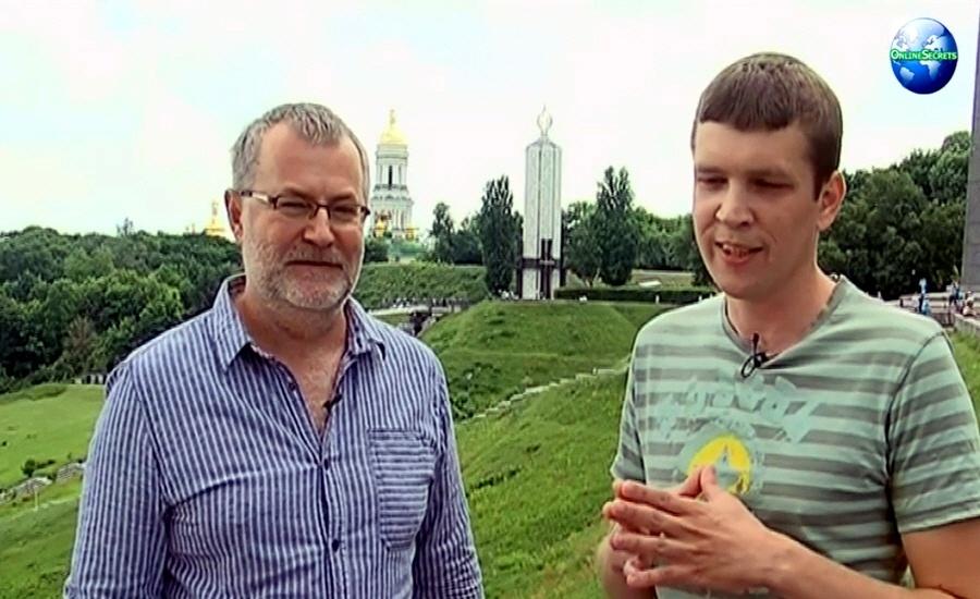 Сергей Всехсвятский в программе Секреты Интернет Бизнеса