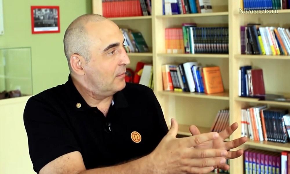 Владимир Довгань - один из первых долларовых мультимиллионеров России