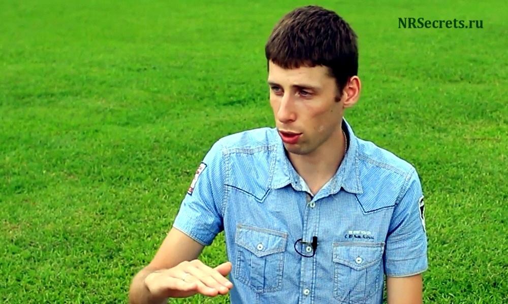 Михаил Гаврилов - сооснователь тренингового центра Твой Старт