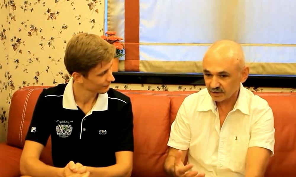 Александр Свияш в передаче Артёма Мельника Секреты Новых Богатых