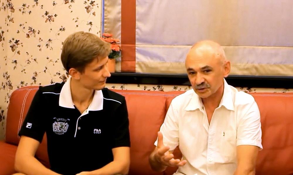 Александр Свияш - известный психолог, создатель уникальной методики бесконфликтной и успешной жизни