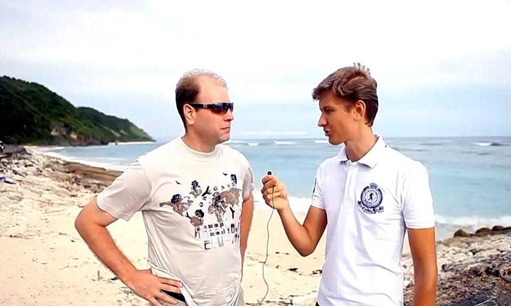Евгений Андронов - инфо-предприниматель, специалист по созданию и монтажу видео