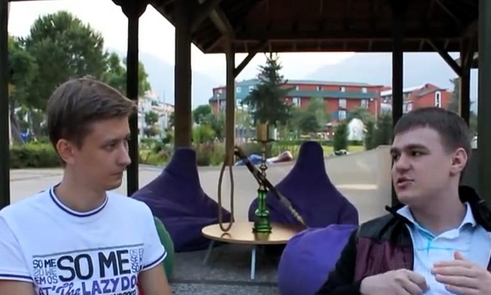 Евгений Смирнов - автор интернет-проекта о тайнах онлайн бизнеса E-Youcan