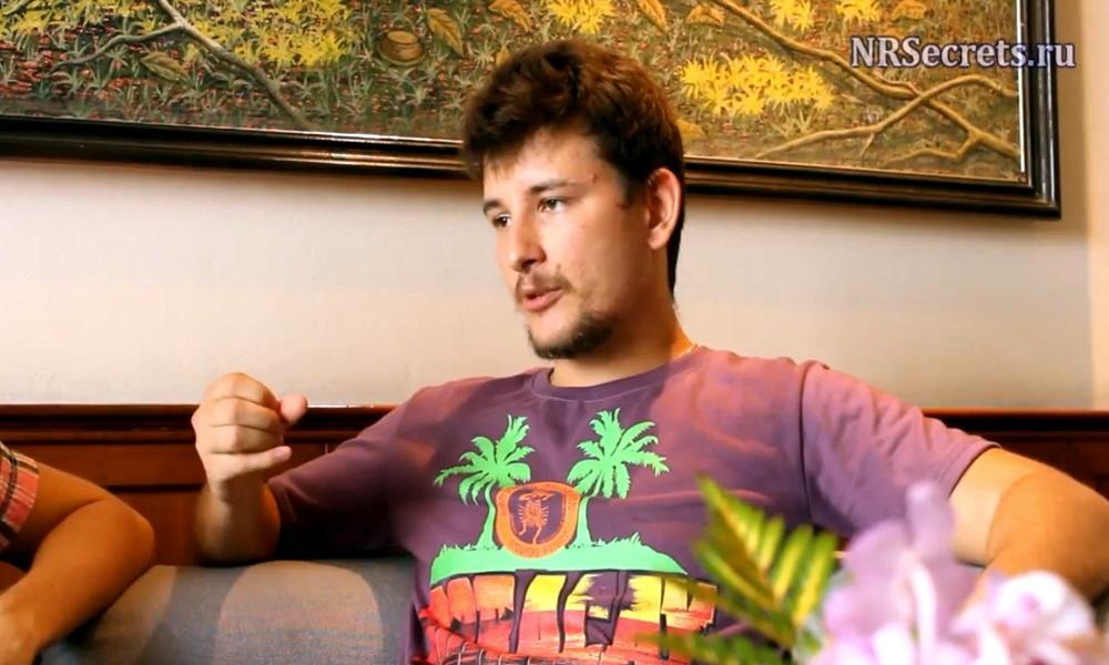 Игорь Полтавцев - эксперт по личной эффективности, вебмастер, путешественник