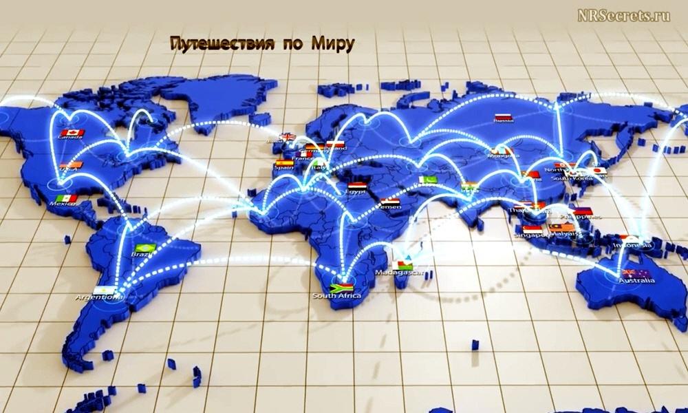 Как начать путешествовать по всему миру