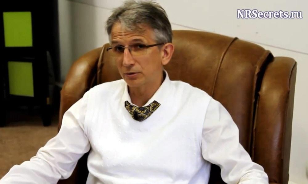 Николай Козлов - основатель тренинг-центра Синтон