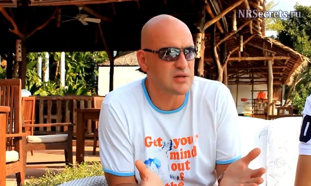 Радислав Гандапас - бизнес-тренер, специалист по лидерству